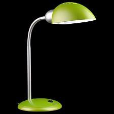 Настольная лампа офисная 1926 зеленый