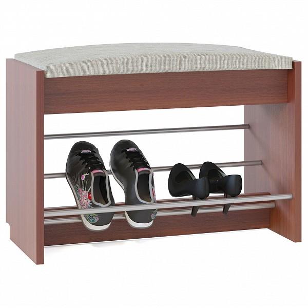 Банкетка-стеллаж для обуви Сокол