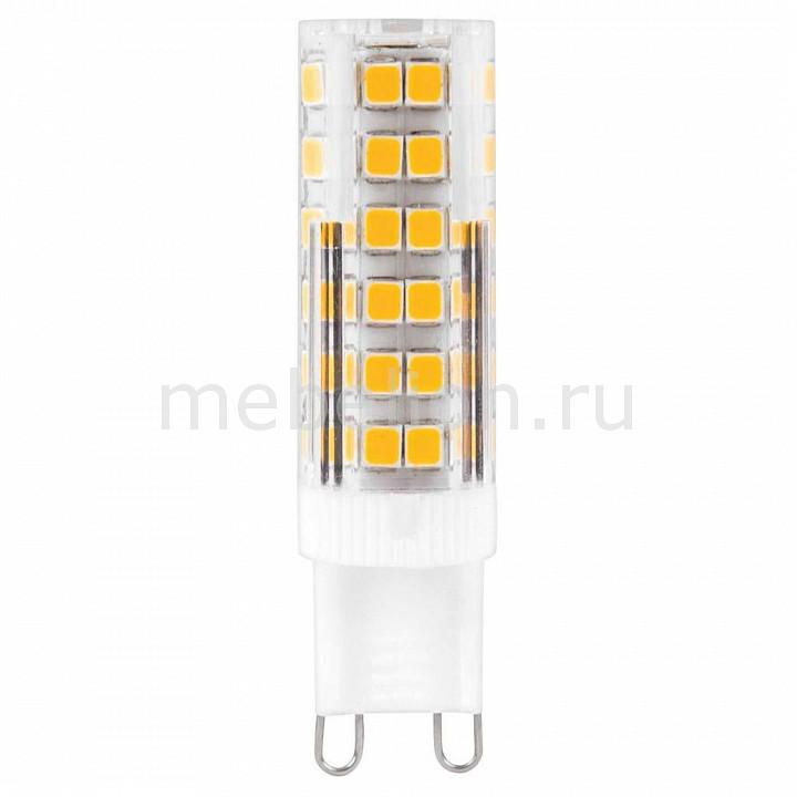 Лампа светодиодная Feron G9 230В 7Вт 2700K LB-433 25766 лампа светодиодная feron gu5 3 230в 7вт 2700k lb 26 25235
