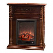 Электрокамин напольный Real Flame (91х36х100 см) Luisiana 00010010375