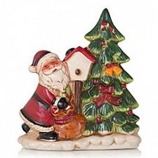 Дед Мороз Home-Philosophy (17х6х19 см) С елочкой MA-98