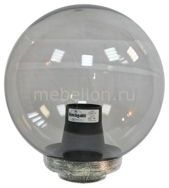 Наземный низкий светильник Fumagalli Globe 250 G25.B25.000.BZE27