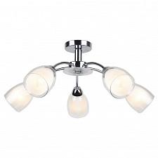 Люстра на штанге Arte Lamp A7201PL-5CC Carmela