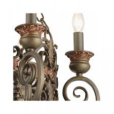 Подвесная люстра Arte Lamp A8852LM-6BR Capitello
