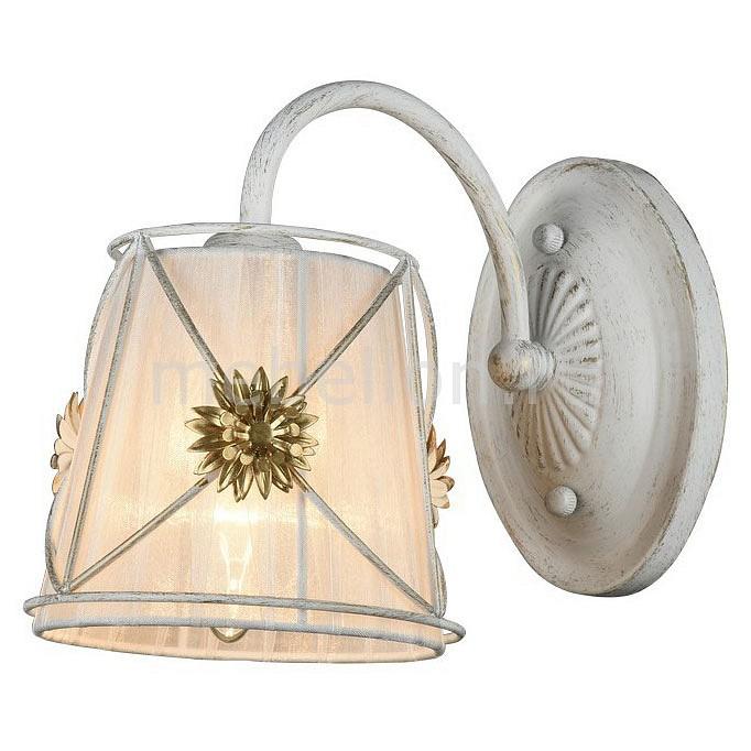Купить Бра Fortuna A5495AP-1WG, Arte Lamp, Италия