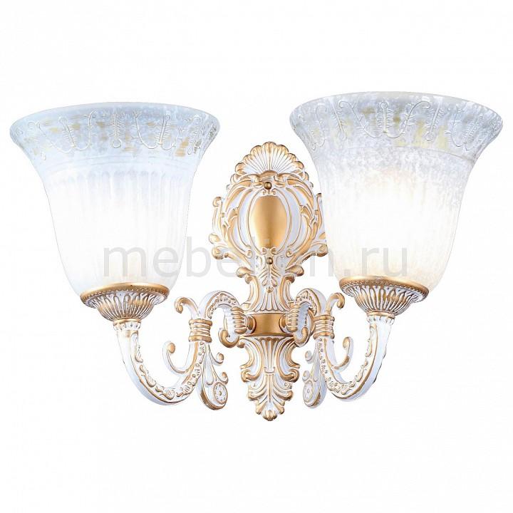 Бра Arte Lamp Delizia A1032AP-2WG бра arte lamp picture light a5010ap 2wg