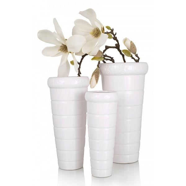 Ваза настольная Home-Philosophy Набор из 3 ваз настольных Light Breeze 241329 HP_241329