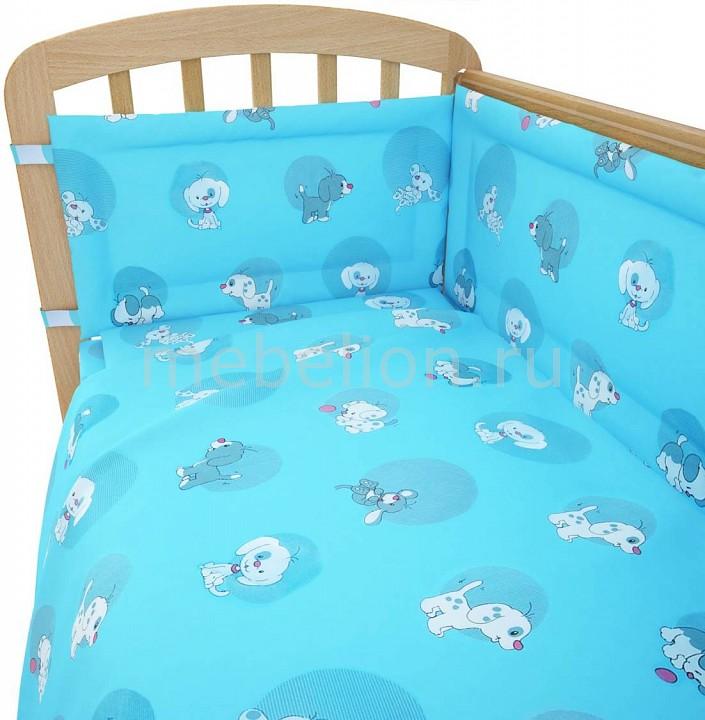 Комплект с одеялом детский Фея Наши друзья комплект galtex медвежата 147x112 150x100 40x60 бязь mix 1477446