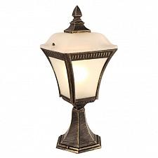 Наземный низкий светильник Arte Lamp A3161FN-1BN Memphis