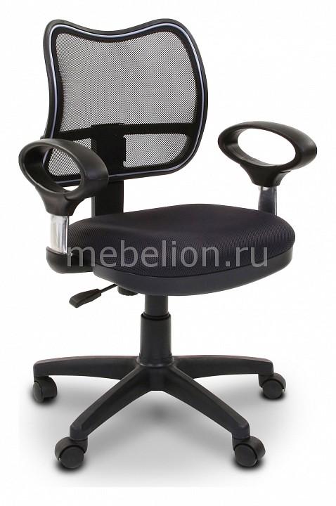 Кресло компьютерное Chairman 450 черный/черный  мебельная тумбочка фабрика