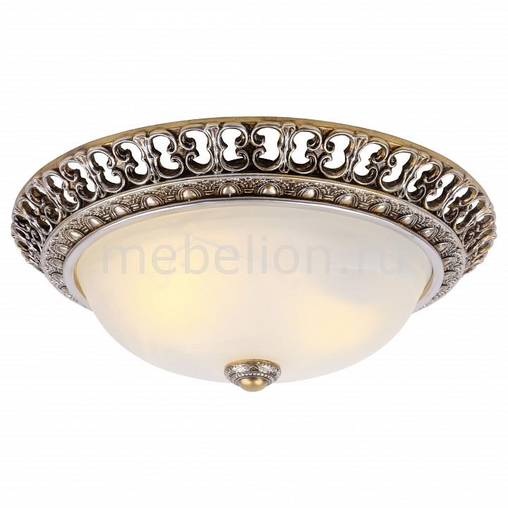 Накладной светильник Arte Lamp A7132PL-2SA Torta
