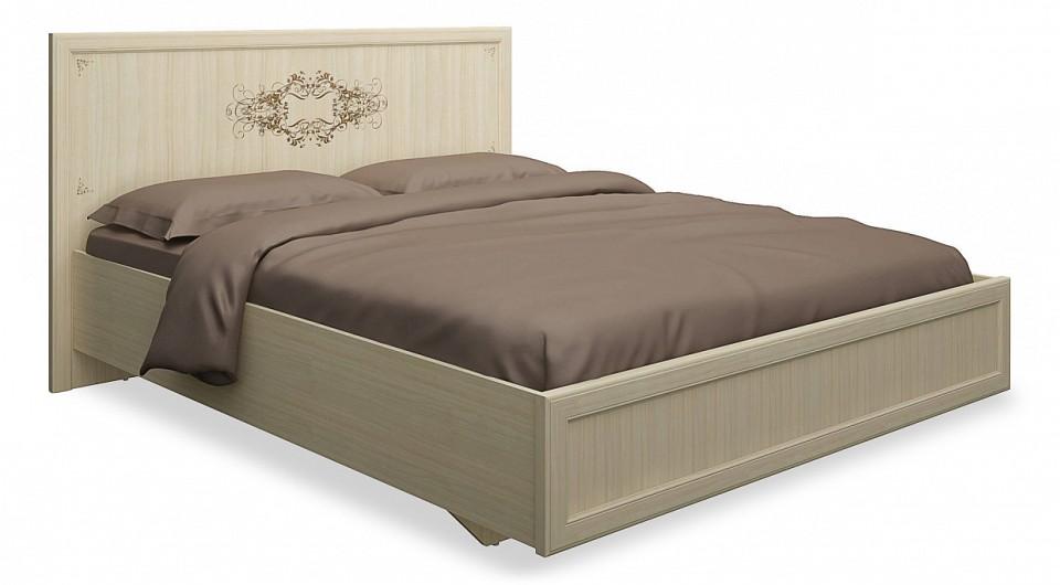 Кровать двуспальная Столлайн Вербена СТЛ.341.04 двуспальная кровать столлайн стл 187 04 187 07