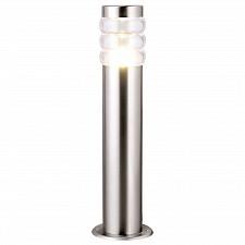 Наземный низкий светильник Arte Lamp A8381PA-1SS Portico 4
