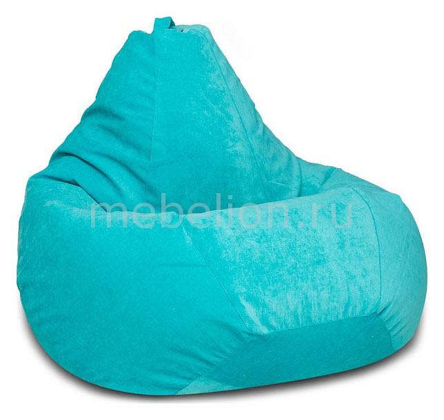 Кресло-мешок Dreambag Бирюзовый Микровельвет XL кресло мешок dreambag зайчик бирюзовый
