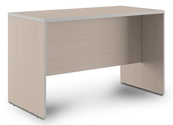 Стол приставной Pointex Свифт-3 canghpgin светлый серый цвет номер м