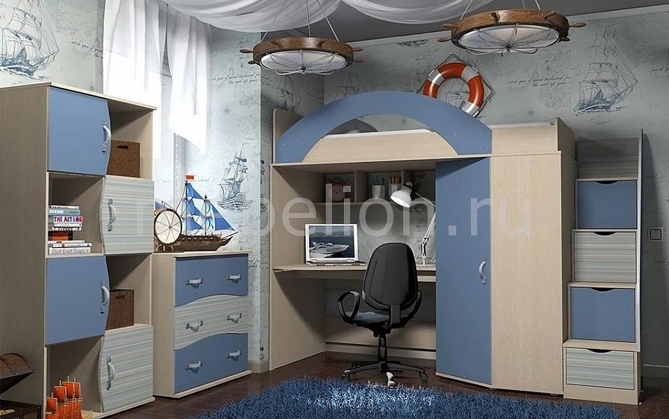 Гарнитур для детской Сильва Модерн стенка модерн 3