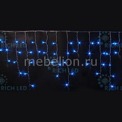 Бахрома световая (3х0.5 м) RichLED RL-i3*0.5F-RW/B бахрома световая 3х0 5 м richled rl i3 0 5 rw ww