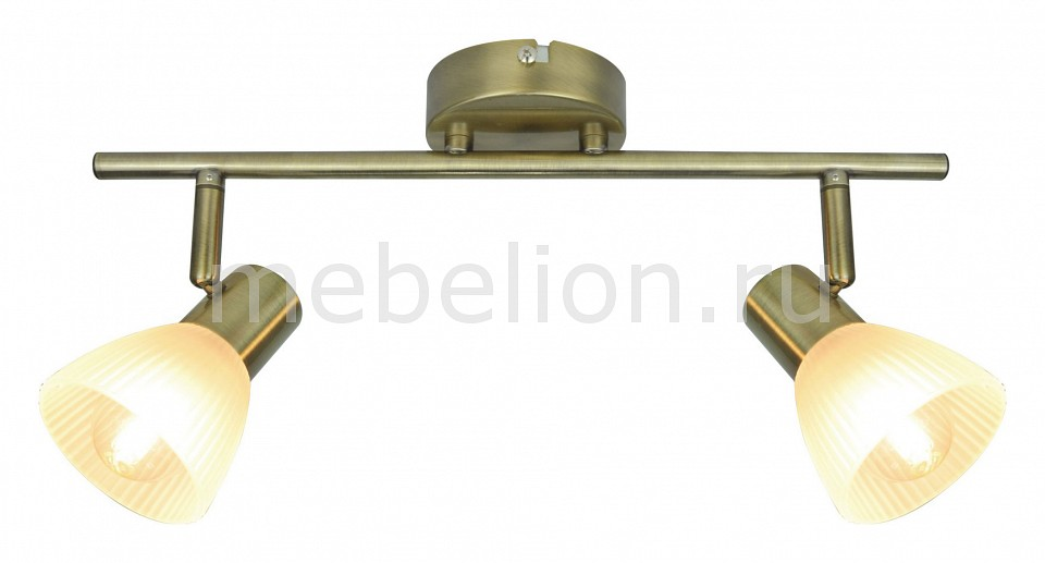 Спот Arte Lamp A5062AP-2AB Parry