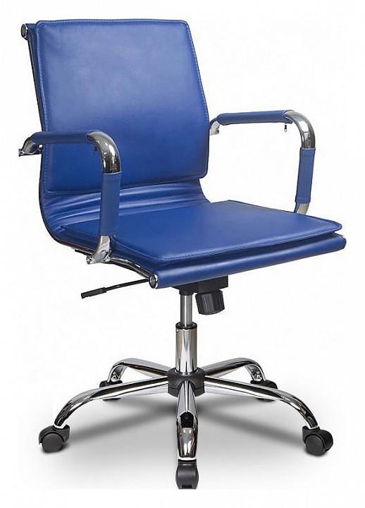 Кресло компьютерное CH-993-LOW/Blue  журнальный столик волжский