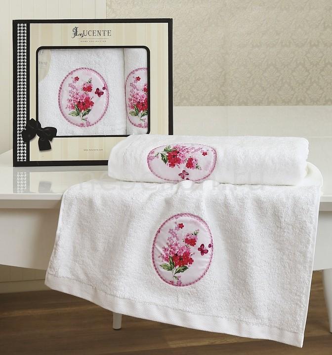 Набор полотенец для ванной Karna Набор из 2 полотенец для ванной NATURA karna karna кухонный набор из 2 полотенец avze v21
