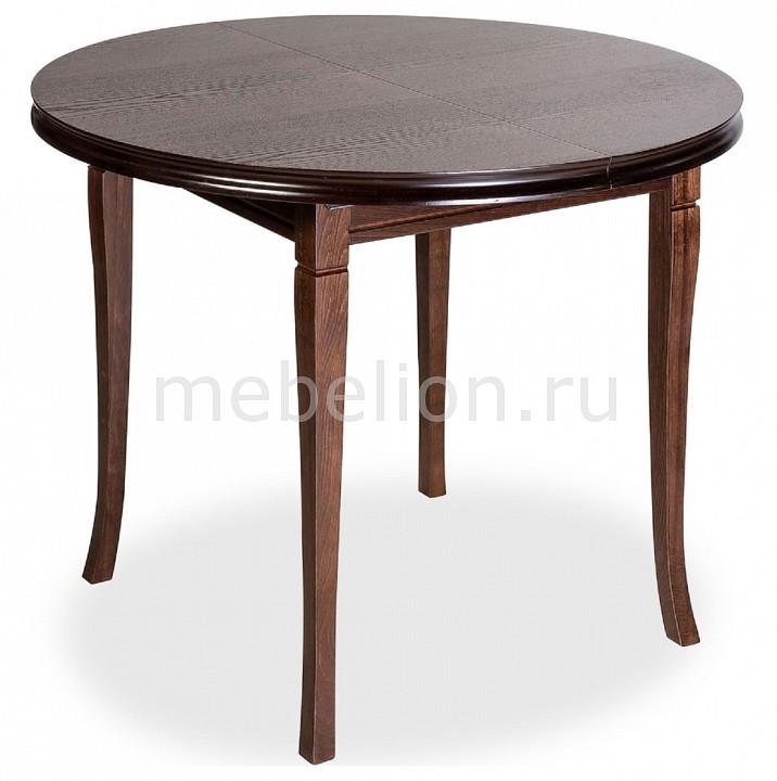Стол обеденный Ресторация Анкона КР Орех обеденный стол анкона 1