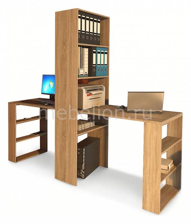 Стол компьютерный МФ Мастер Рикс-455 мф мастер стол компьютерный рикс 46 дуб сонома хром