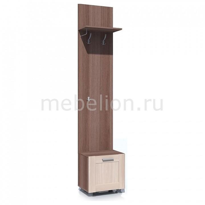 Вешалка напольная Вешалка корпусная Фиджи НМ 014.30 ЛР