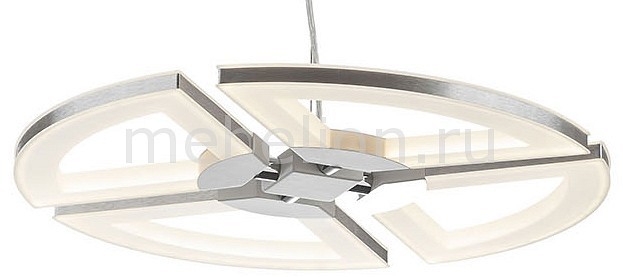Подвесной светильник IDLamp 398 398/50-LEDWhitechrome