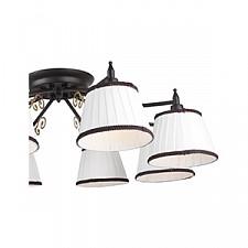 Потолочная люстра Arte Lamp A6344PL-8BR Capri