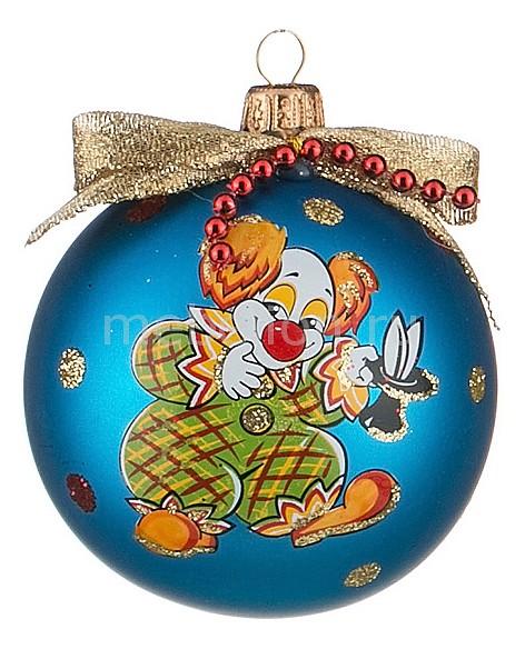 Елочный шар (7 см) Клоун 860-412