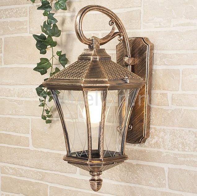 Светильник на штанге Elektrostandard Virgo D черное золото (арт. GLXT-1450D) светильник на штанге elektrostandard taurus d малахит арт glxt 1458d