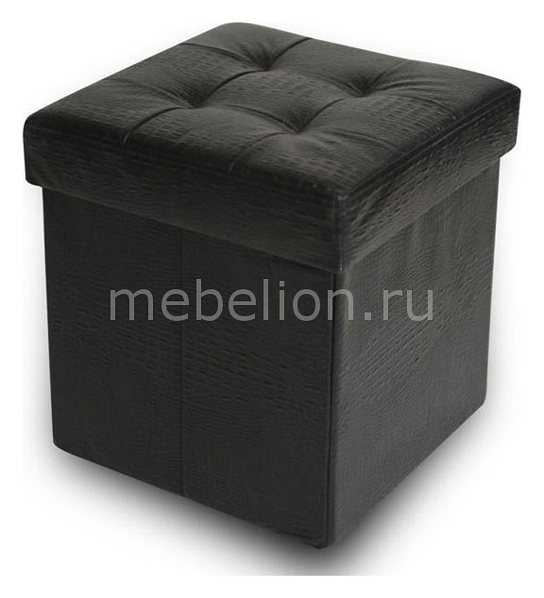 Пуф Dreambag Крокодил черный пуф 370 370 440мм цветы