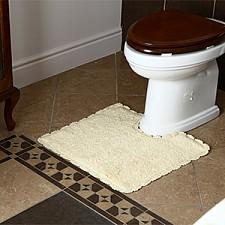 Коврик для ванной Arloni (50х50 см) Лейс