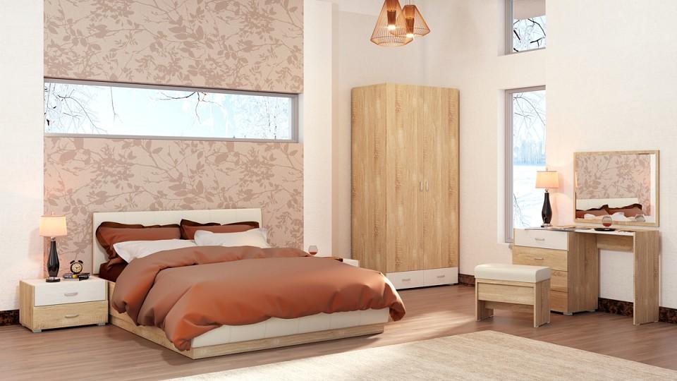 Гарнитур для спальни MOBI Гарнитур для спальни