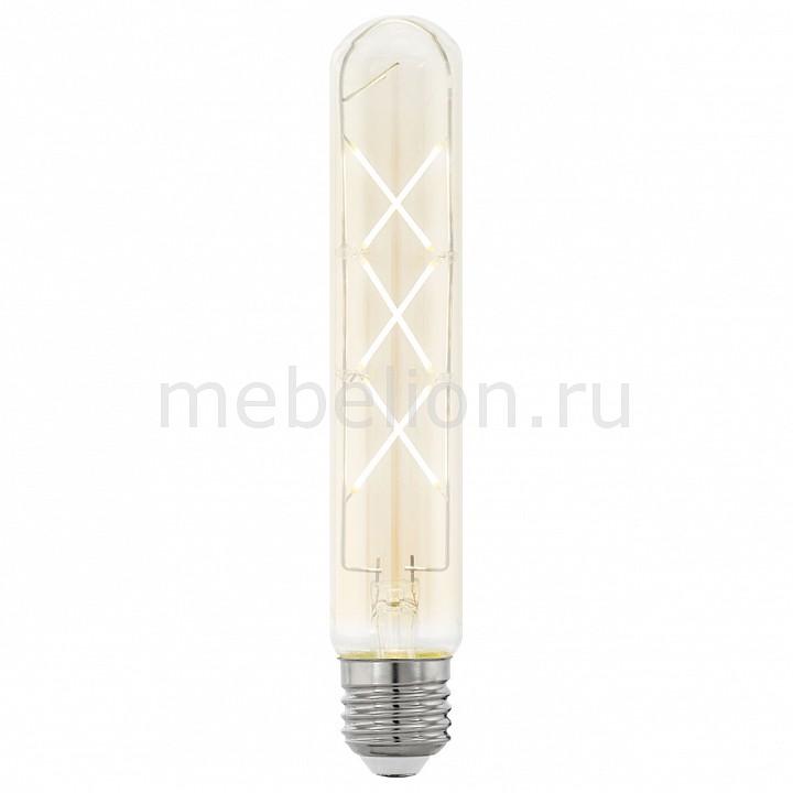 Лампа светодиодная [поставляется по 10 штук] Eglo Лампа светодиодная E27 4Вт 220В 2200K 11679 [поставляется по 10 штук] лампа светодиодная [поставляется по 10 штук] eglo лампа светодиодная g80 e27 2вт 2200k 11556 [поставляется по 10 штук]
