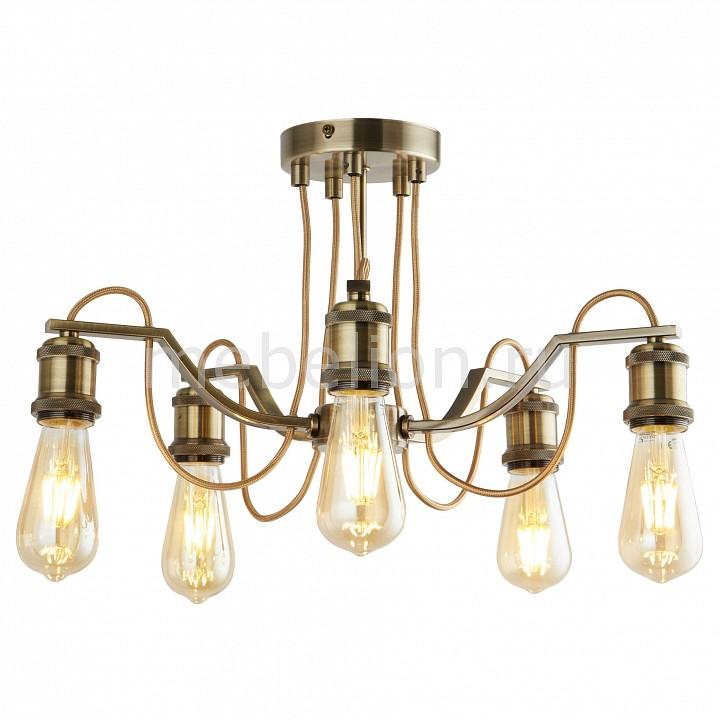 Потолочная люстра Arte Lamp A2985PL-5AB