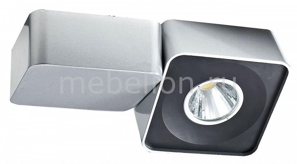 Светильник на штанге Horoz Electric HL827L 018-004-0040 Серебро