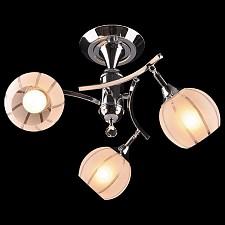 Светильник на штанге 3353-3457 3353/3 хром/белый