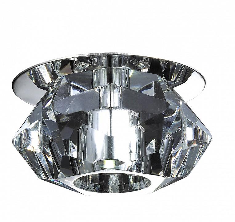 Встраиваемый светильник Novotech 357011 Crystal-LED