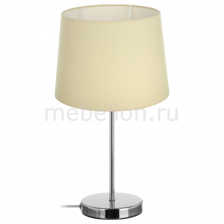 Настольная лампа декоративная TLL.202.01.01.CH+CО1.T002