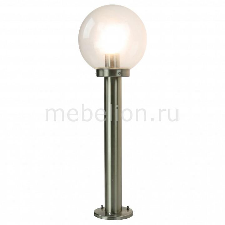 Наземный низкий светильник Arte Lamp Gazebo A8366PA-1SS