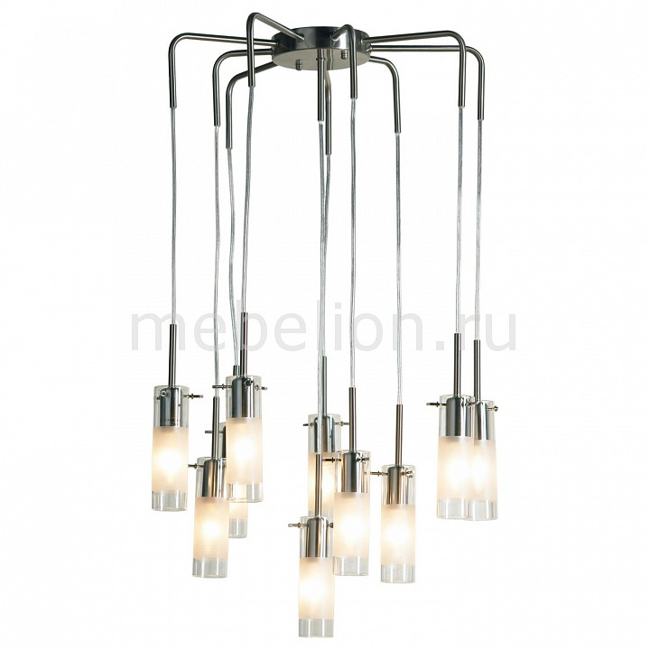 Подвесной светильник Lussole Leinell LSA-0203-10 люстра подвесная lussole leinell lsa 0203 10