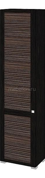 Шкаф платяной Фиджи ШК(07)_23L венге цаво/каналы дуба