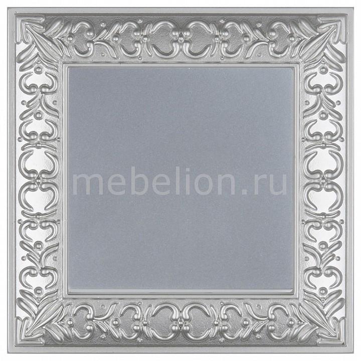 Выключатель одноклавишный Werkel Antik (Серебряный) WL06-SW-1G-LED+WL06-SW-1G выключатель одноклавишный серебряный wl06 sw 1g 4690389053818