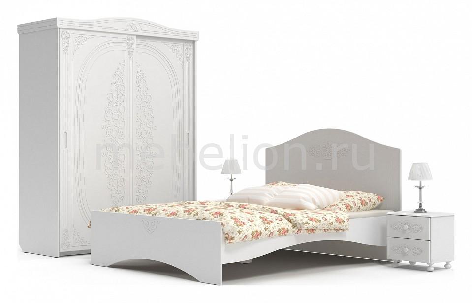 Гарнитур для спальни Компасс-мебель Ассоль