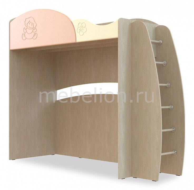 Кровать-чердак Компасс-мебель Капитошка ДК-12 комод компасс мебель капитошка дк 7