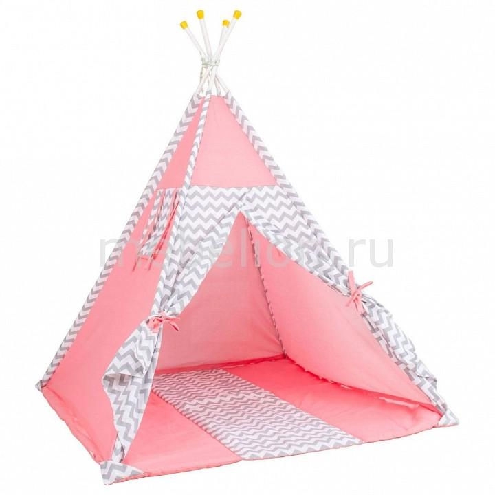 Палатка Polini Polini Kids Зигзаг цена 2017