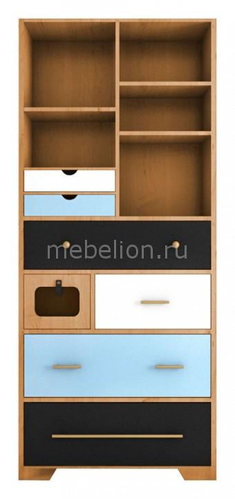 Шкаф комбинированный Aquarelle Birch