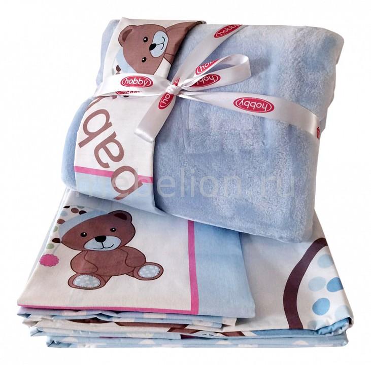 Комплект с покрывалом детский HOBBY Home Collection PONPON