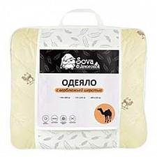 Одеяло евростандарт Верблюжья шерсть СиЖ